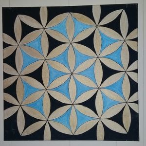 Other - Flower of life painting (original)